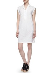 Rag & Bone Baron Short-Sleeve Dress
