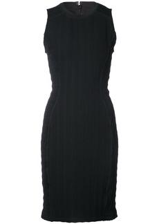 Rag & Bone Barton textured dress - Black