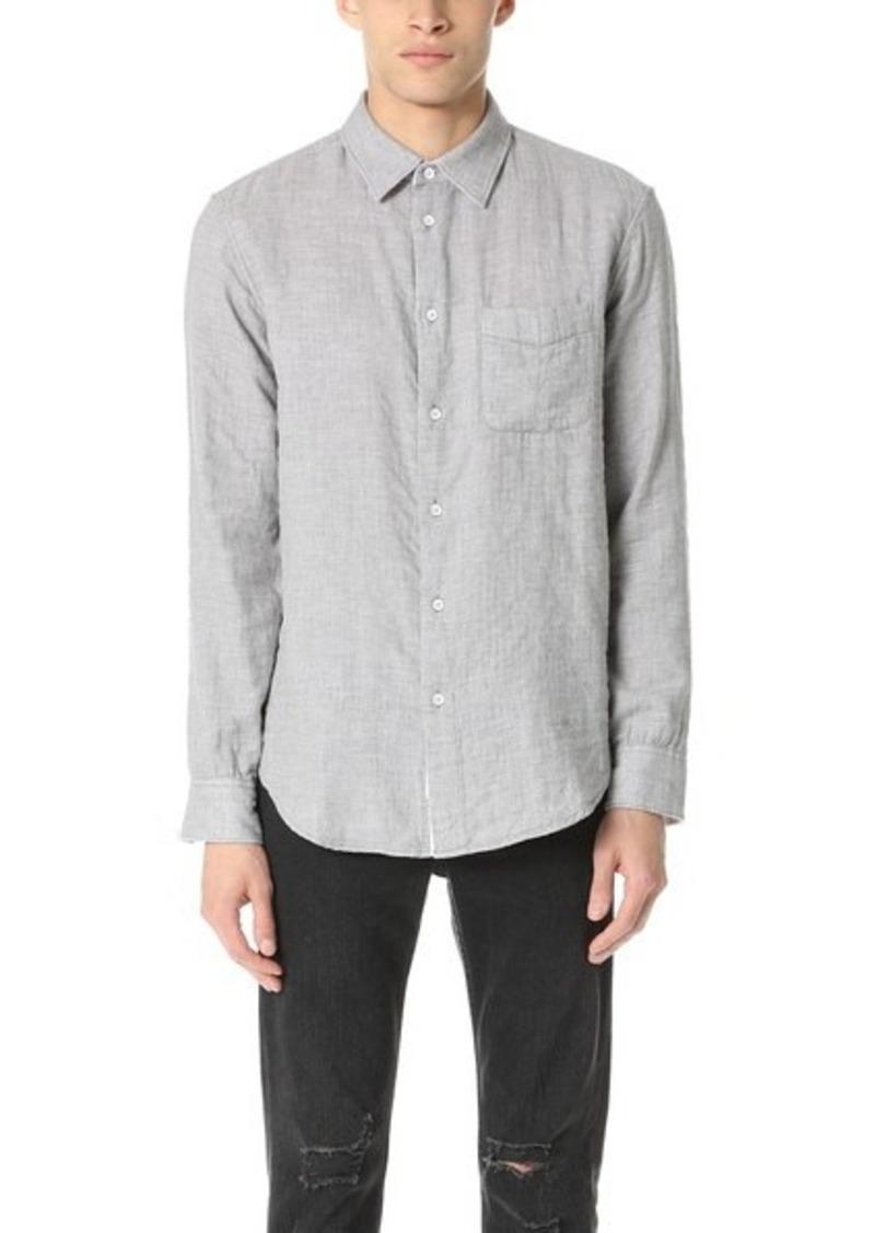 Sale rag bone rag bone beach shirt for Rag and bone mens shirts sale