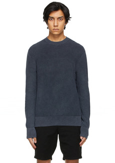rag & bone Blue Dexter Sweater