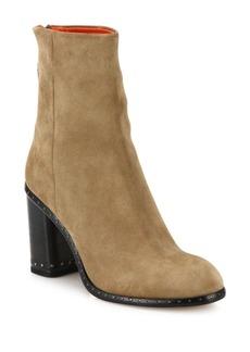 Rag & Bone Blyth Suede Block Heel Boots
