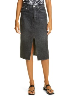 rag & bone Bonnie Denim Skirt