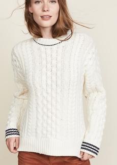 Rag & Bone Brighton Aran Sweater