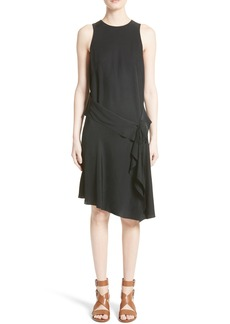 rag & bone Brighton Asymmetrical Dress