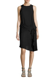 Rag & Bone Brighton Crewneck Tank Midi Dress