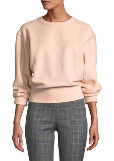 Rag & Bone Brushed Inside Out Terry Sweatshirt