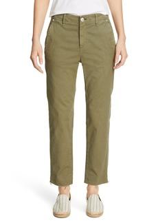 rag & bone Buckley Crop Chino Pants