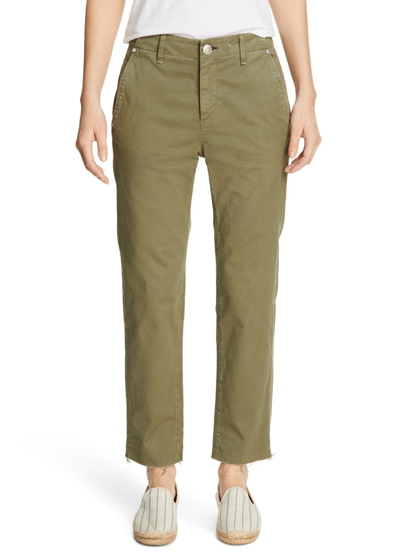 rag & bone Buckley Crop Chino Pants