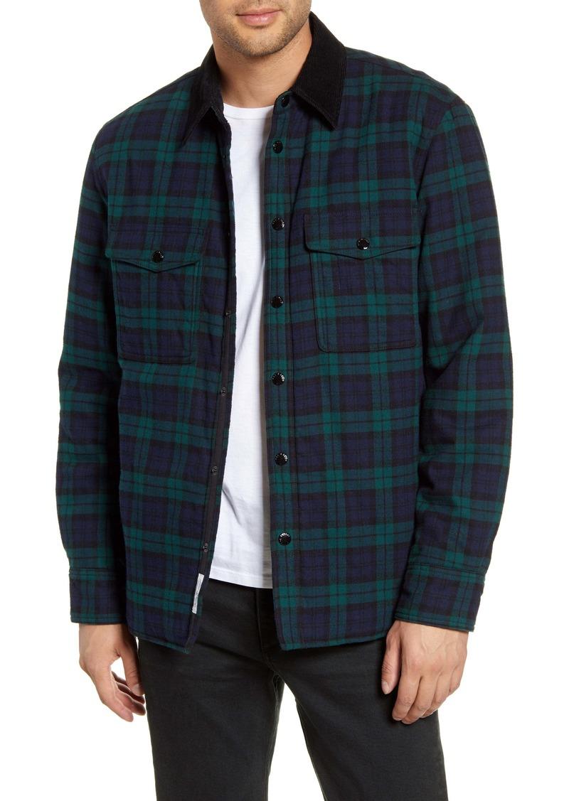 rag & bone Buffalo Check Shirt Jacket