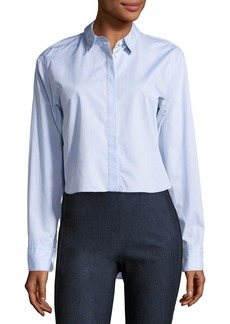Rag & Bone Calder Reversible Long-Sleeve Button-Down Shirt