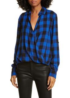rag & bone Camile Plaid Shirt