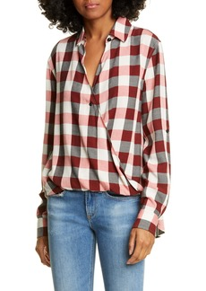 rag & bone Camile Plaid Shirt