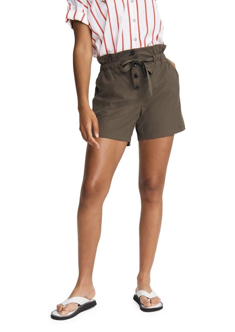 rag & bone Camille Seersucker Shorts
