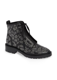 rag & bone Cannon Front Zip Combat Boot (Women)