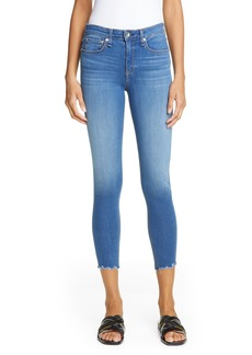 rag & bone Cate Ankle Skinny Jeans (Flint)