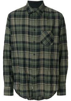 Rag & Bone checked shirt