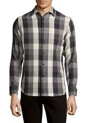 Rag & Bone Checkered Casual Button-Down Shirt