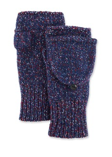 Rag & Bone Cheryl Speckled Fingerless Convertible Mittens