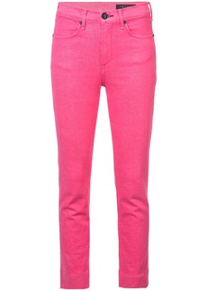 Rag & Bone cigarette jeans - Pink & Purple