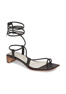 rag & bone Cindy Lace-Up Sandal (Women)