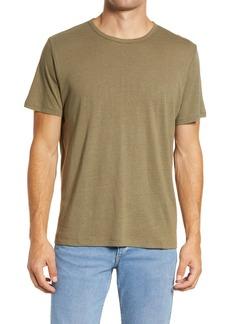 rag & bone Classic Air Men's Linen Blend T-Shirt