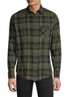 Rag & Bone Classic Casual Button-Down Shirt