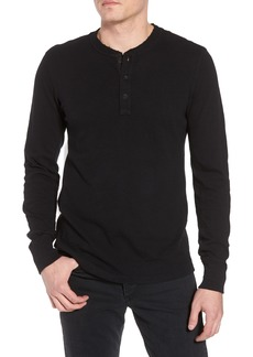 rag & bone Classic Slim Fit Henley