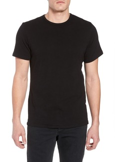 rag & bone Classic Crewneck Slim Fit Cotton T-Shirt