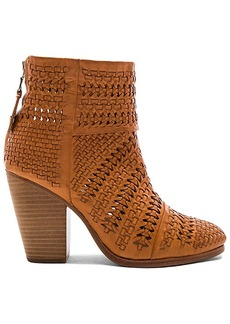 Rag & Bone Classic Newbury Bootie in Cognac. - size 36 (also in 37.5,38.5)