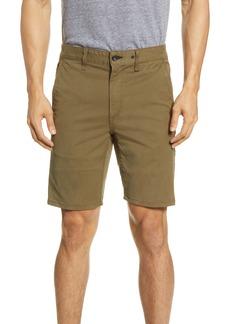 rag & bone Classic Twill Chino Shorts
