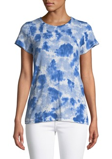 Rag & Bone Cloud Wash Short-Sleeve Tee