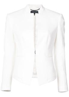Rag & Bone concealed fastened jacket - White
