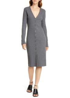 rag & bone Confetti Long Sleeve Sweater Dress