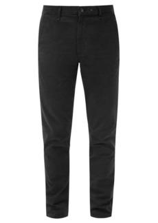Rag & Bone Cotton-blend slim-fit chino trousers