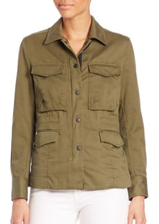 Rag & Bone Cotton Field Army Jacket