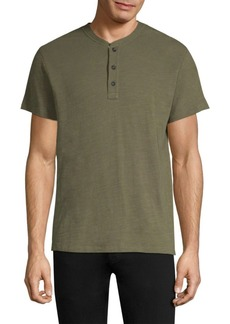 Rag & Bone Cotton Henley