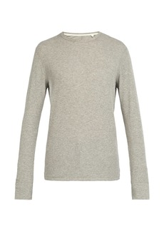 Rag & Bone Crew-neck cotton sweatshirt