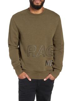 rag & bone Crewneck Sweatshirt