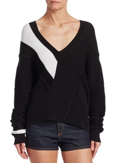 Rag & Bone Cricket Colorblock Pullover