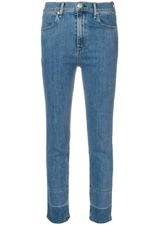 Rag & Bone cropped skinny jeans - Blue