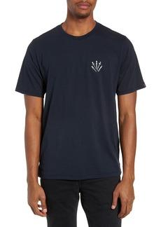 rag & bone Dagger Graphic T-Shirt