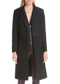 rag & bone Daine Wool Blend Coat