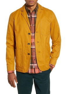 rag & bone Daniel Notched Lapel Twill Jacket