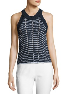 Rag & Bone Daniela Cable-Knit Tank