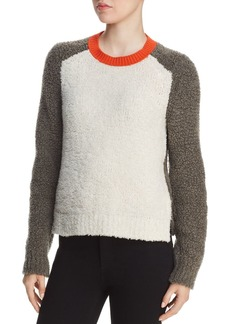 rag & bone Davis Color-Block Sweater