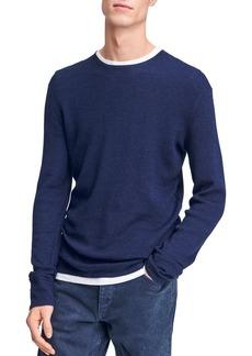 rag & bone Davis Crewneck Thermal Sweater
