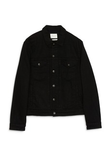 rag & bone Definitive Jean Jacket in Black