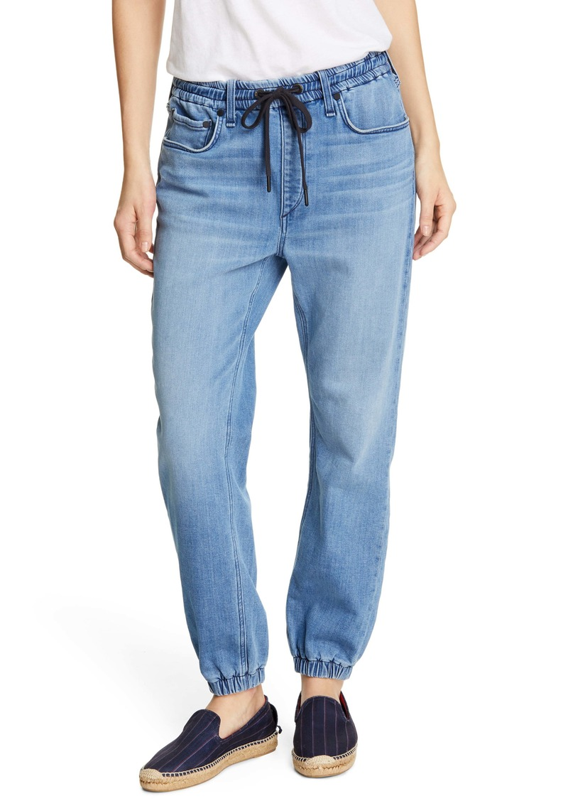 rag & bone Deli Jogger Jeans (Waterloo)