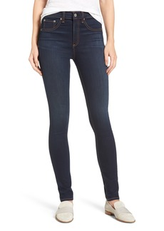 rag & bone DENIM High Waist Skinny Jeans (Bedford)