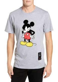 rag & bone Determined Mickey Mouse Unisex Graphic T-Shirt
